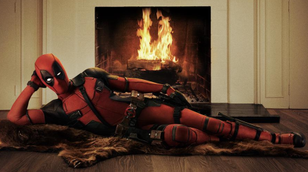 deadpool sexy time