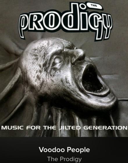 Prodigy Voodoo People
